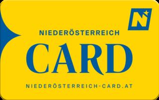 Die neue Niederösterreich-Card